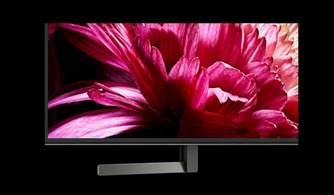 TV SONY 85%%%quot; KD85XG9505 UHD TRIL STV ANDROID X1ULT