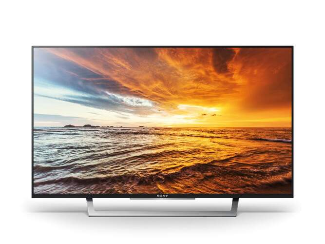 "TV Sony 32"" KDL-32WD753 - Full HD, Smart TV, MotionFlow XR 200Hz, HDR, WiFi,  X-Reality PRO"