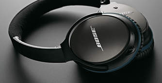 AURICULARES BOSE QC25 NEGRO CANCELACION APPLE