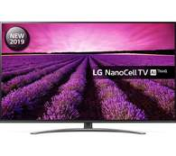 "TV 4K LG 49"" 49SM8200PLA - NanoCell, HDR10 Pro, HLG, Smart TV AI ThinQ, DTS Virtual: X Full 360º"