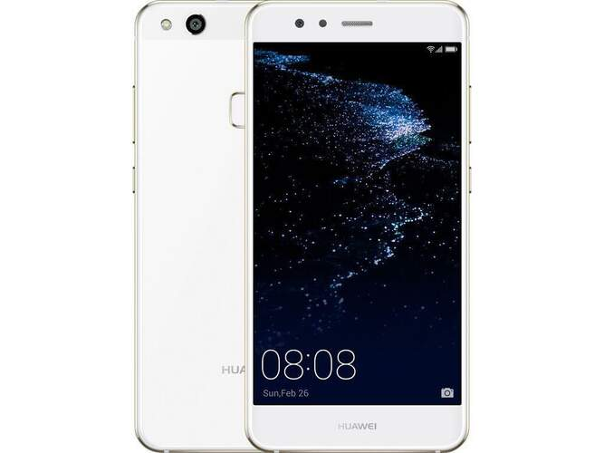 """Huawei P10 Lite 32GB Blanco - 5.2"""", OctaCore, 4G, 13Mpx/8Mpx, RAM 4GB, L. Huellas, Android 7.0"""