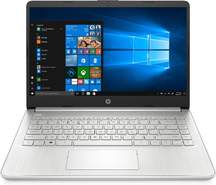 "Portátil HP Laptop 14S-DQ1018NS - 14"" FHD, Intel Core i7-1065G7 3.9GHz, 8GB+256GB SSD, Intel Iris"