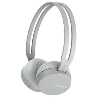 AURICULARES SONY WHCH400H BLUETOOTH GRAY
