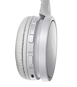 AURICULAR PANASONIC RP-HF410BE-W BLANCO BLUETOOTH