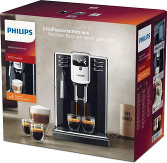 CAFET. PHILIPS EP5310/20 SUPERAUTOMATICA NEGRA