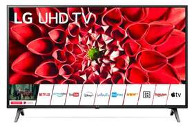 TV LG 75UN70706LB - UHD 4K, Smart TV AI ThinQ, QuadCore 4K, HDR10 Pro, Ultra Surround