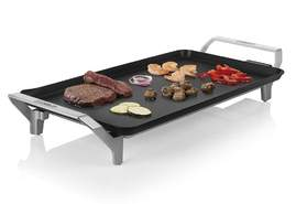 Plancha Princess 103110 Table Chef Premium XL - 2500W, 46x26cm, Aluminio Fundido