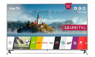 "Televisor LG 60"" 60UJ651V - Ultra HD 4K, HDRx3, Smart TV WebOS 3.5, Ultra surround 2.0ch"