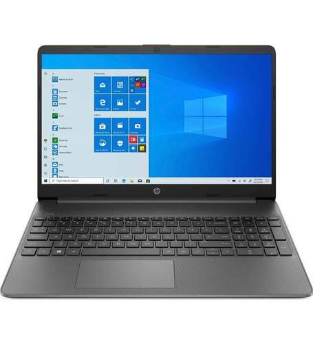 "Portátil HP Laptop 15S-FQ1140NS - 15.6""HD, i3-1005G1 3.4GHz, 8GB + 256GB SSD, W10 S, Intel UHD"