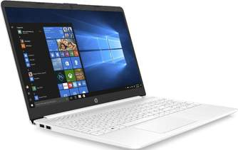 PORTATIL HP 15S-FQ1044NS I5/8/256 15,6%%%quot; W10H WHITE