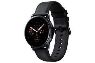SMARTWATCH SAMSUNG ACTIVE 2 40MM BLACK STAINLESS