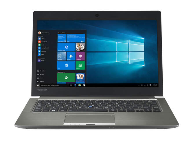 "Toshiba Portege Z30-C-1K6 - 13.3"", Intel i5-6200U 2.3GHz, 8GB, 256GB SSD, Intel HD Graphics 520"