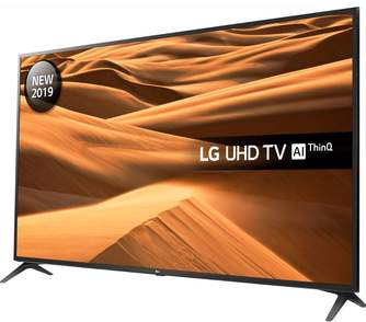 TV LG 70%%%quot; 70UM7100 UHD STV IPS 1600PMI IA BT QUAD