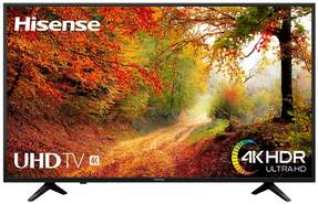 "Televisor Hisense 43"" H43A6140 - UHD 4K, Smart TV, Depht Enhancer, Clean View, HDR, Smooth Motion"