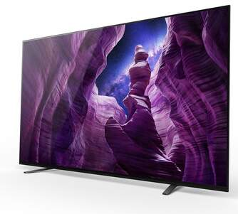 TV SONY 55%%%quot; KD55A8 UHD OLED ANDROID X1ULTIMATE ACO