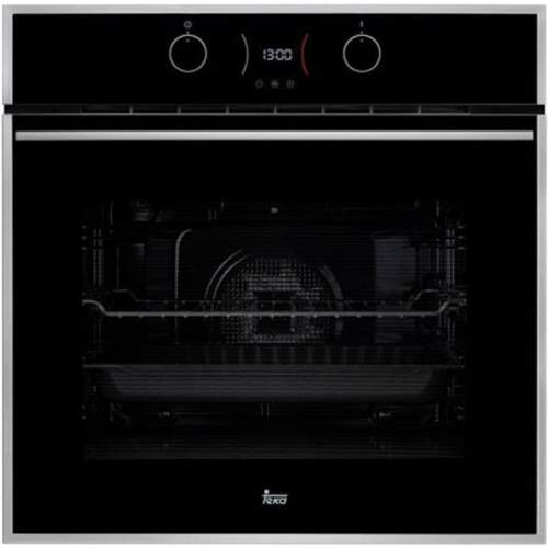 Horno Teka HLB 830 SS - A+, Hydroclean PRO, 6 Funciones, Guía Extraible, Display Touch Control