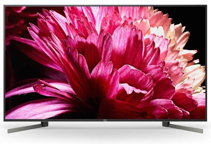 """TV Sony 55"""" KD55XG9505 - 4K X-Reality PRO, Procesador X1, Android TV, Dolby Vision/Atmos, FullArray"""