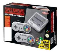 Etiqueta: Consola Nintendo Classic Mini -  Supernintendo Entertainment System