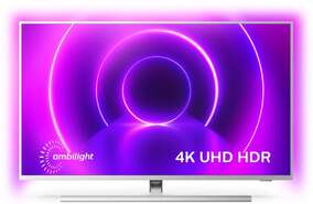 """TV Philips 65"""" 65PUS8535/12 - UHD 4K, Smart TV Android, P5, Dolby Vision/Atmos, HDR10+, Ambilight"""
