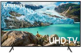 "Televisor Samsung 65"" UE65RU7105KXXC - UHD 4K, 1400 PQI, Smart TV Bixby, HDR10+, Dolby Digital Plus"