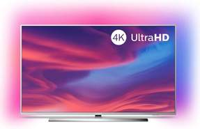 "TV 4K Philips 50"" 50PUS7354/12 - UHD, Smart TV Android, P5, HDR10+, Ambilight, Dolby Vision/Atmos"