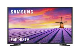 "Etiqueta: Televisión Samsung 32"" 32M5005 - Full HD, 200Hz, USB Multimedia, Dolby Digital Plus, Salida Óptica"