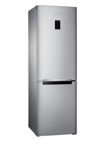 Frigorífico Samsung RB33J3200SA/EF - A+, 185cm, No Frost, Inverter, All Around Cooling, Inox