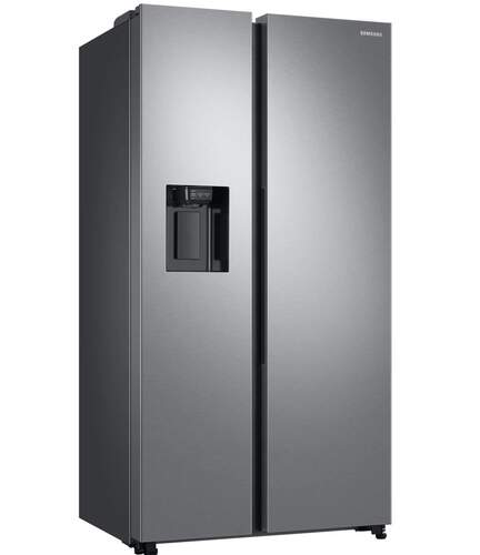 Side by Side Samsung RS68N8242SL/EF - Clase D, NoFrost, SpaceMax, Twin & Metal Cooling, Dispensador