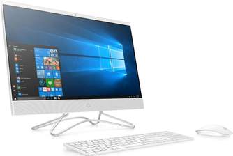 OR. HP AIO 24-F0084NS I3/8/512 23,8%%%quot; W10H WHITE