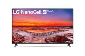 TV LG NanoCell 55NANO806NA - UHD 4K, IPS, Smart TV IA, HDR10 Pro, Local Dimming, Ultra Surround
