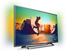 "Etiqueta: Televisión Philips 43"" 43PUS6262 - UHD 4K, Smart TV, HDR Plus, Ambilight, Pixel Plus Ultra, Wifi"