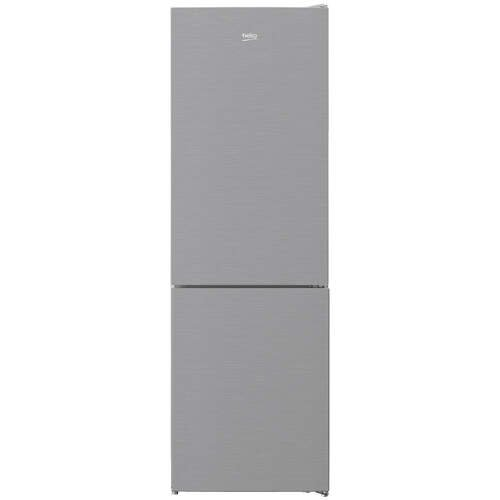 Frigorífico Combi Beko RCNA366K34XBN - A+, 185cm, NoFrost, NeoFrost, DualCooling, LED, Inox
