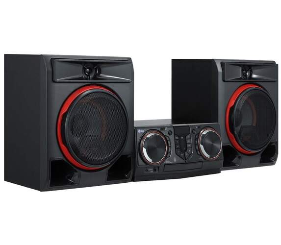 Minicadena LG CL65 - 950W, Karaoke Star, USB-CD MP3, Bluetooth 4.0, Party Link, TV Sound Sync