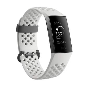 PULSERA FITBIT CHARGE 3 SE GRAPHITE/WHITE