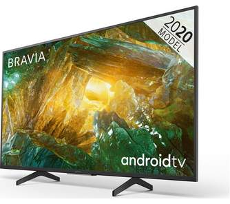 TV SONY 49%%%quot; KD49XH8096 UHD TRIL STV ANDROID X1