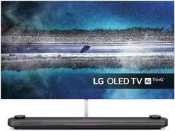 TV LG Signature OLED77W9PLA - 4K, Smart TV IA, Procesador A9 Gen. 2, 100% HDR, Dolby Vision/Atmos