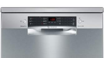 LVJ. BOSCH SMS46MI19E A   INOX 3%%%#170;BAND DISPLAY
