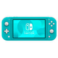 "Nintendo Switch Lite Azul Turquesa - 5.5"", 32GB, Wifi, BT 4.4, USB-C"