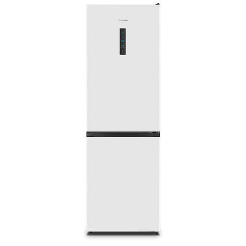 Frigorífico Combi Hisense RB390N4BW20 - A++, 186cm, 300L, NoFrost, Multi Air Flow, MicroVent, Blanco