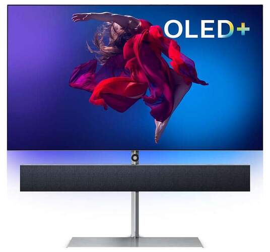TV OLED Philips 65OLED984 - UHD4K, Dolby Vision/Atmos, P5 Pro, Ambilitght, Android...