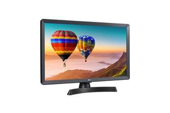 TV LG 24%%%quot; 24TN510SPZ HD NEGRO STV WIFI