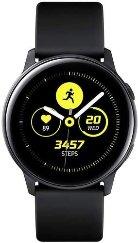 "Samsung Galaxy Watch Active Negro 40mm - 1.1"" SAMOLED, GPS, 4GB, BT+NFC,..."