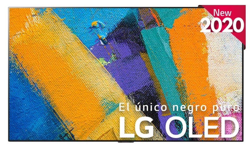 TV LG OLED55GX6LA - UHD 4K, Smart TV IA, A9 Gen3 14Bit,...