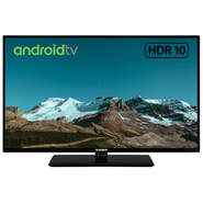 "TV Telefunken 32"" 32DTAH524 - HD, Android TV, HDR10, HLG, Bluetooth, WiFi, DTS+ Dolby Digital"