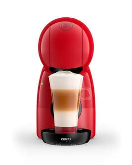 CAFET. KRUPS KP1A05SC DOLCE GUSTO PICCOLO XS ROJA