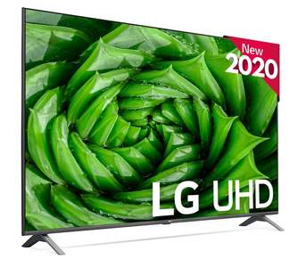 TV LG 43%%%quot; 43UN80006 UHD QUADC4K AITHINQ GIG