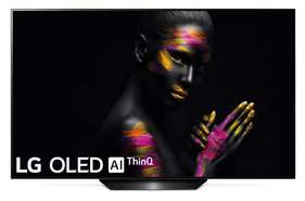 "TV LG 65"" OLED65B9PLA - UHD 4K, Smart TV IA ThinQ, Alpha 7, Dolby Vision/Atmos, 100% HDR"