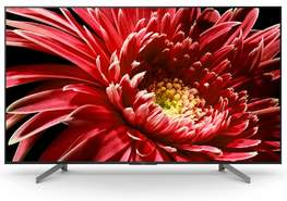 """TV Sony 65"""" KD65XG8596 - 4K X-Reality PRO, Processor X1, Android TV, Dolby Vision/Atmos, HDR10 HLG"""