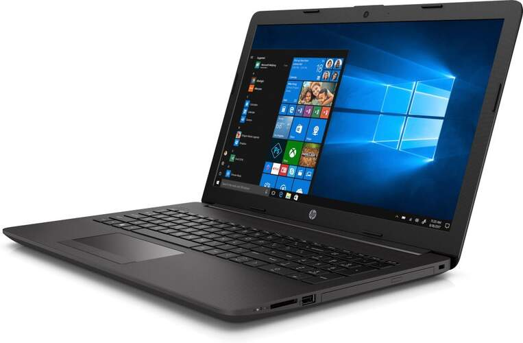 "Portátil HP 250 G7 i3-8130U - 15.6"", 2.2/3.4Ghz, 8GB + 256GB SSD, DVD-RW, UHD Graphics 620"