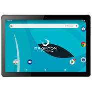 "Tablet Brigmton BTPC-1025 Negra - 10"", OctaCore 1.6Ghz, 3/32GB, 5000mAh, Android 9, WiFi"